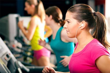 workout playlists from top trainers and fitness instructors