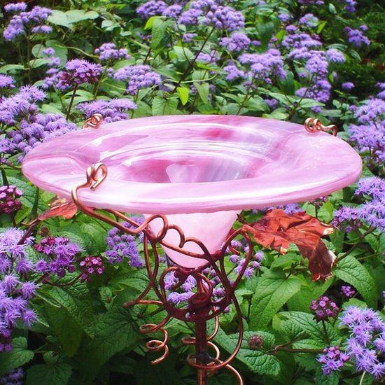 garden butterfly feeder
