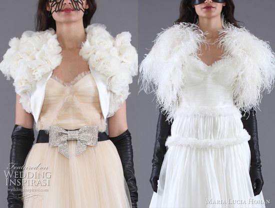 Maria Lucia Hohan Wedding Dresses 2011