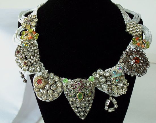 Wow, this is over the top bling! Cool!