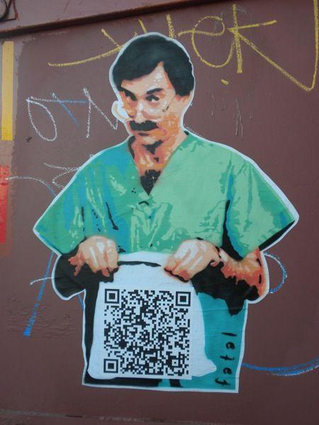 street artist: ftale