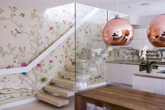 architecture-arti... #modern #architecture #modernarchitecture #stairs #staircase #glass #copper