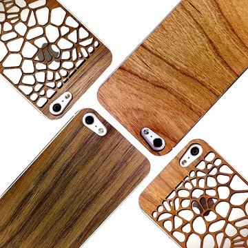 Striking iPhone Wood Veneers