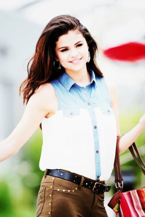 Selena Gomez ?