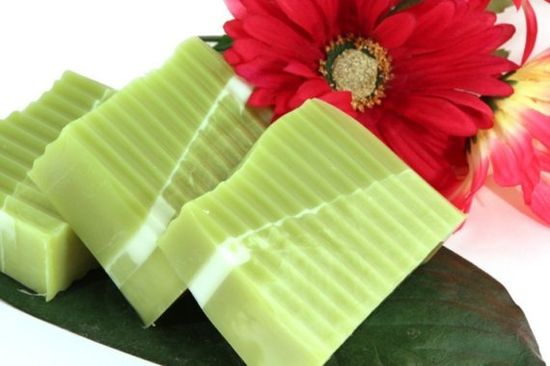Coco Lime Shea and Glycerin Soap $5.50