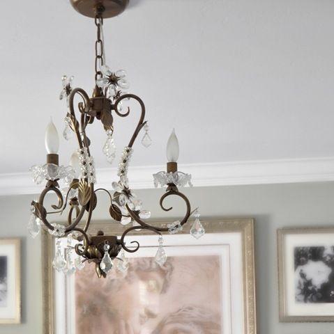 Grey Bedroom Ideas master chandelier