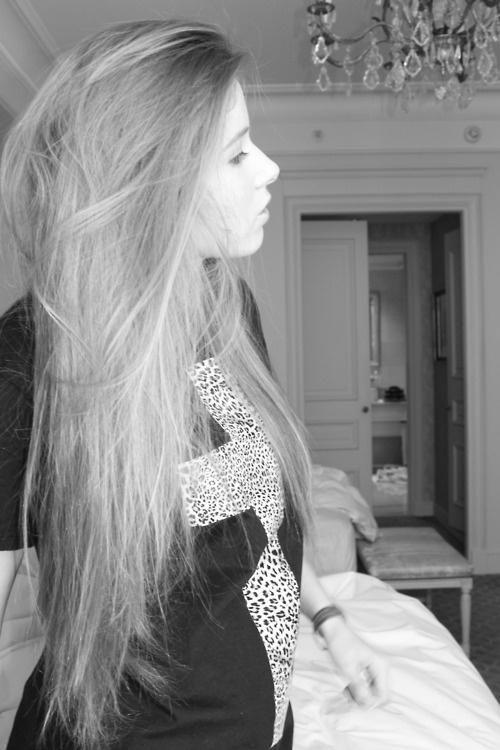 want long hair!