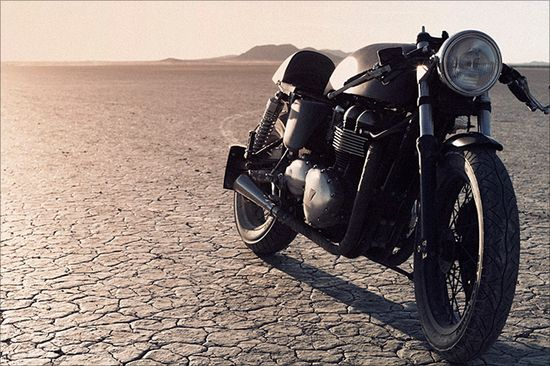 "Video: ""ElMirage"" - Pipeburn - Purveyors of Classic Motorcycles, Cafe Racers & Custom motorbikes"