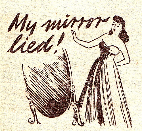 Been there! :D #vintage #1950s #illustration