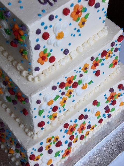Wedding cake.    #WeddingCakes #Weddings
