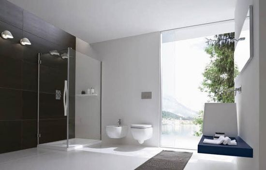 fancy dazzling bathroom interior design