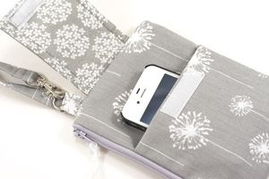 """Smart Phone Wallet- Use code """"Boutique"""" for 15% off your order"""