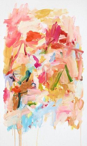 Yolanda Sanchez, Looking East 2012, Oil on canvas