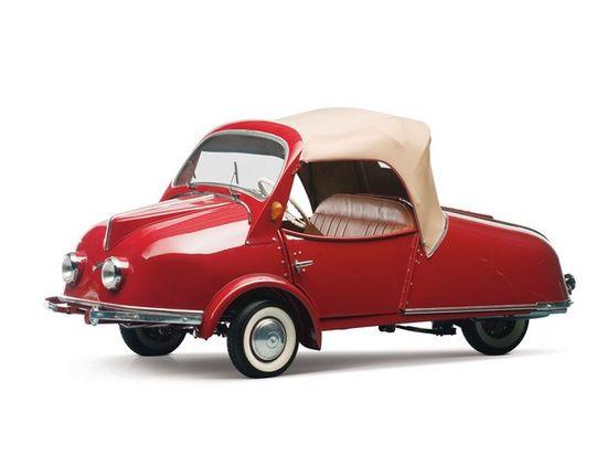 1955 Kroboth Allwetter-Roller Microcar