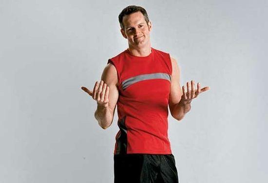 Dr. Oz's 20-Minute Workout