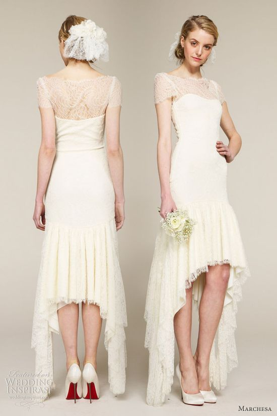 Marchesa Bridal Spring 2013 Wedding Dresses