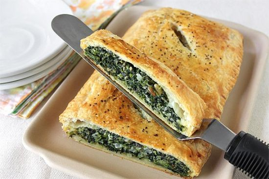 spinach :)