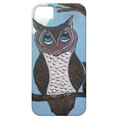 Owl iPhone Cover iPhone 5 Case