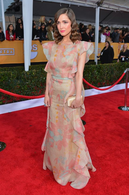 Rose Byrne - 19th Annual Screen Actors Guild Awards - Red Carpet