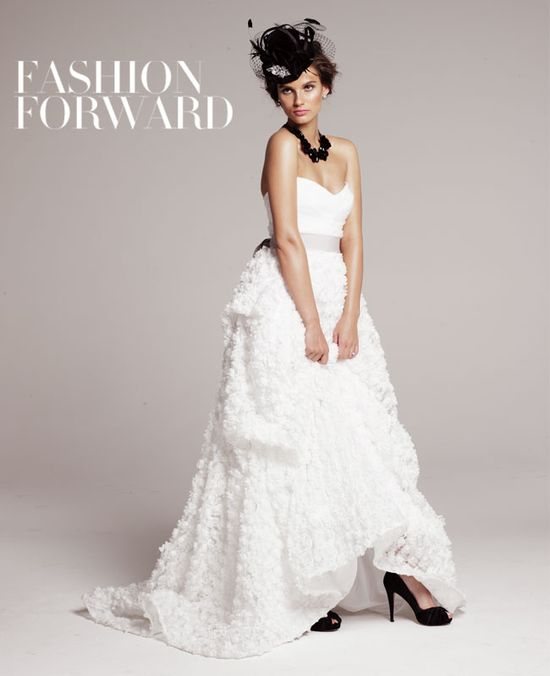Christian Siriano gown available at select #Nordstrom #Wedding Suites
