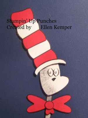 Punch art Cat in the Hat