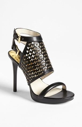 Be still my heart. Must have this MICHAEL Michael Kors sandal!