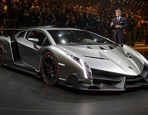 2013 Geneva: Lamborghini reveals its most ridiculous hyper-car ever to celebrate its 50th anniversary