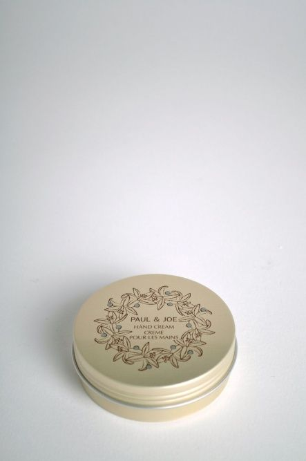 Hand Cream Tin by PAUL & JOE