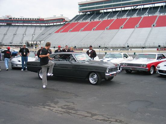 Year One delivers Paul Walker's 1967 Chevy II Nova to him at their Bristol Bash event. Paul's taste in cars went well beyond what folks saw in the Fast & Furious movies