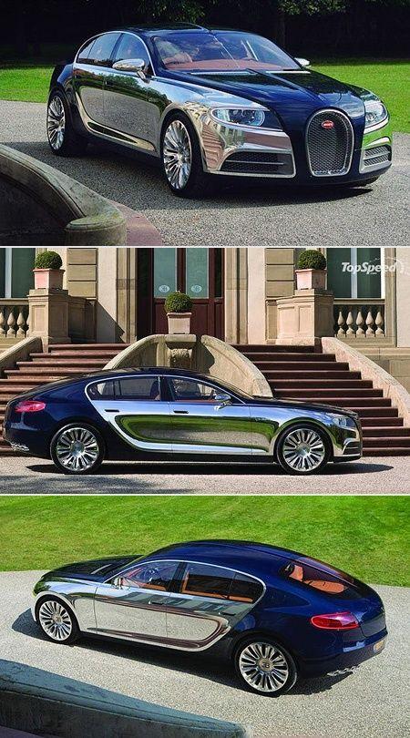 Bugatti 16C #luxury sports cars