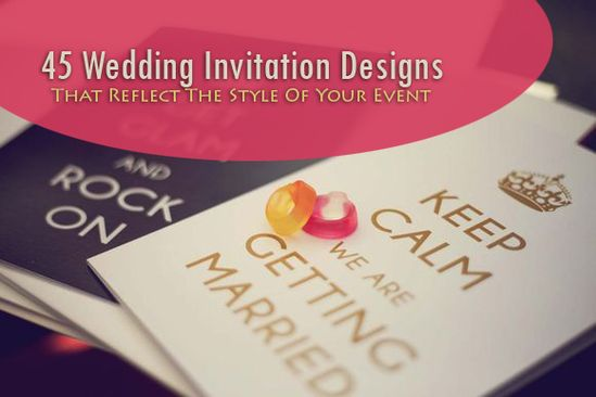 cute wedding invitations.