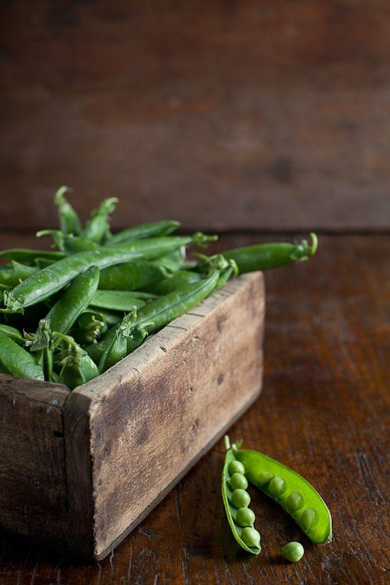 ...fresh peas