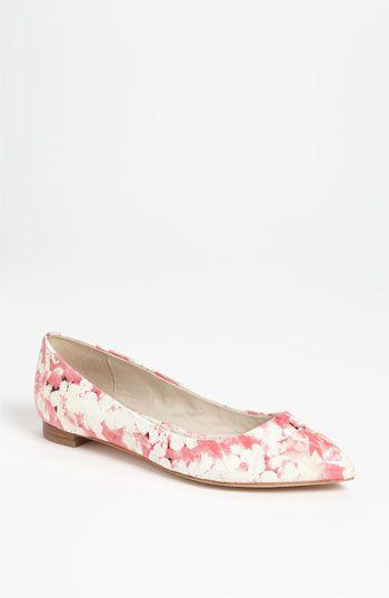 Floral ?: Alice + Olivia Hudson Flat