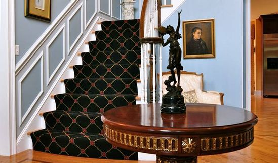Wilton, Connecticut Interior Design and Decoration with offices in Wilton, Connecticut