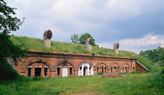 Fort Bema w Warszawie
