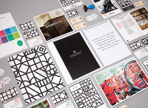 Collateral »GRAFFITI #pattern #print #graphic #design