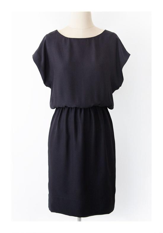 Easy Short Sleeved Dress Pattern