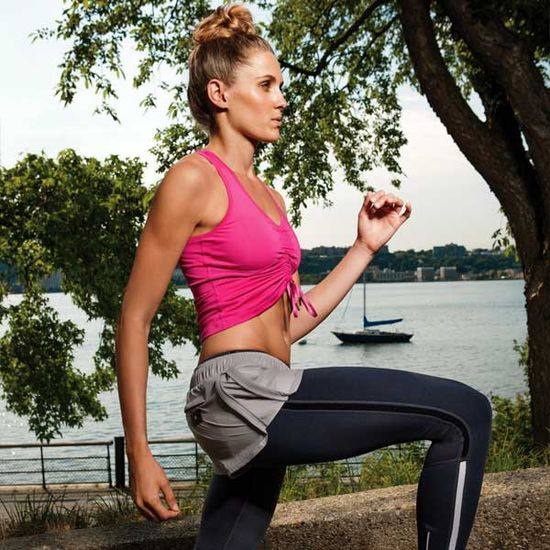 Total Fitness: 7 Awesome Moves For Every Decade   Photo by: Munetaka Tokuyama