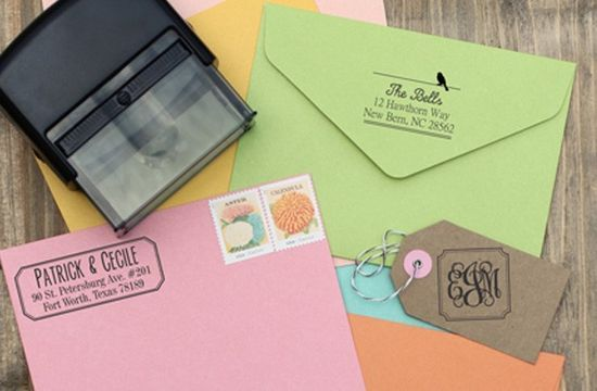 Personalized Self Inking Designer Stamps 61% off at