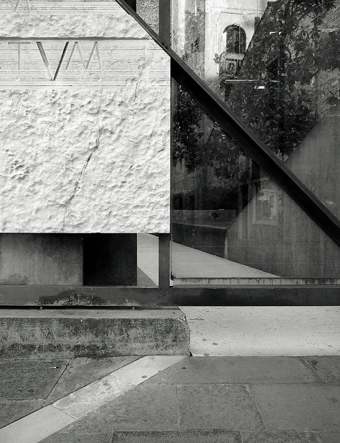 Faculty of Architecture, Carlo Scarp
