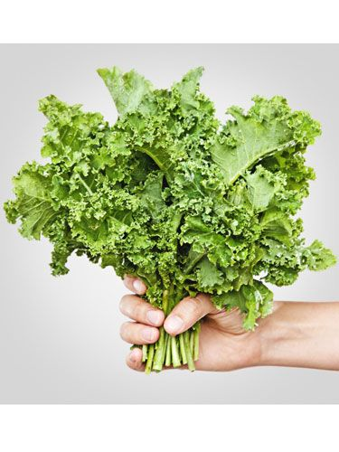 """Crazy health foods explained! Think of kale as an """"upgrade"""" for lettuce!"""