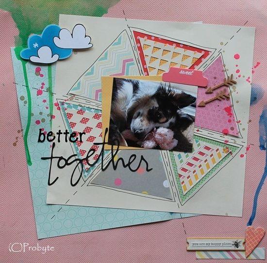 Better Together - Scrapbook.com