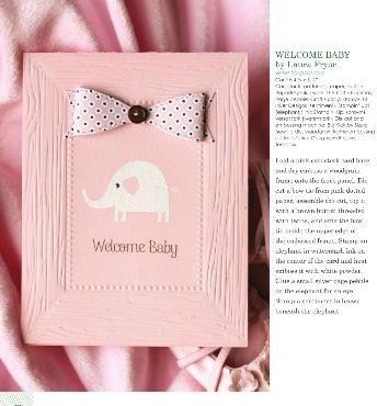 Cute Baby Card- Northridge Publishing
