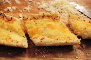 Cooking with Anne: The Art of Making Garlic Bread