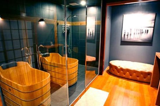 Japanese Bathroom Design Style Decoration