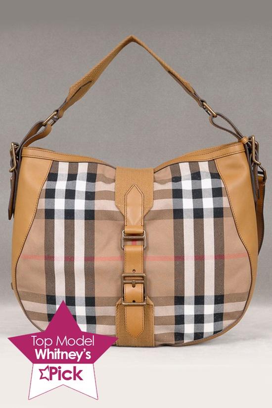 Burberry Handbag.