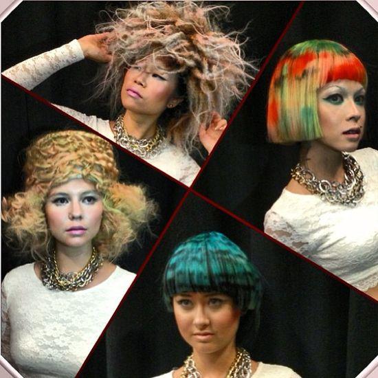 "@Stacey Abdella's photo: ""WCFW Salon Showcase @riccihairco #rhc#riccihairco #wcfw#yeg#yeghair#yegfashion#hair#color#hot#model#picoftheday#fahion#cool#hairstyle"""