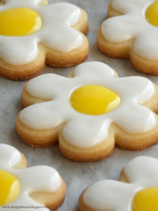 Daisy Sugar Biscuits