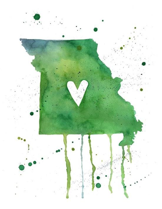 Missouri Love!