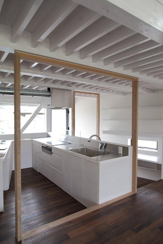 UNOU, Toyota Aichi, 2012 by Katsutoshi Sasaki #architecture #japan #interiors